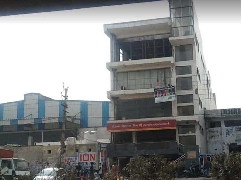 iON Digital Zone Mundka IDZ1 and IDZ 2 location