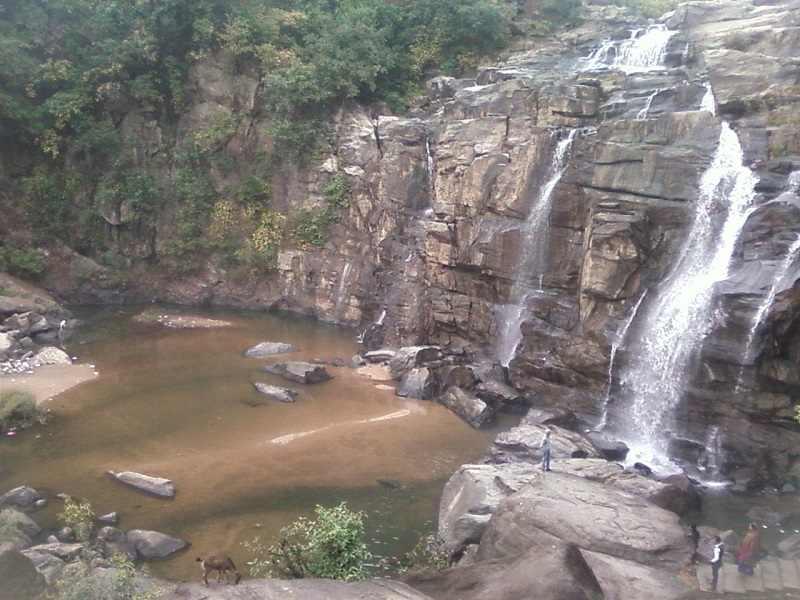 jonha falls ranchi