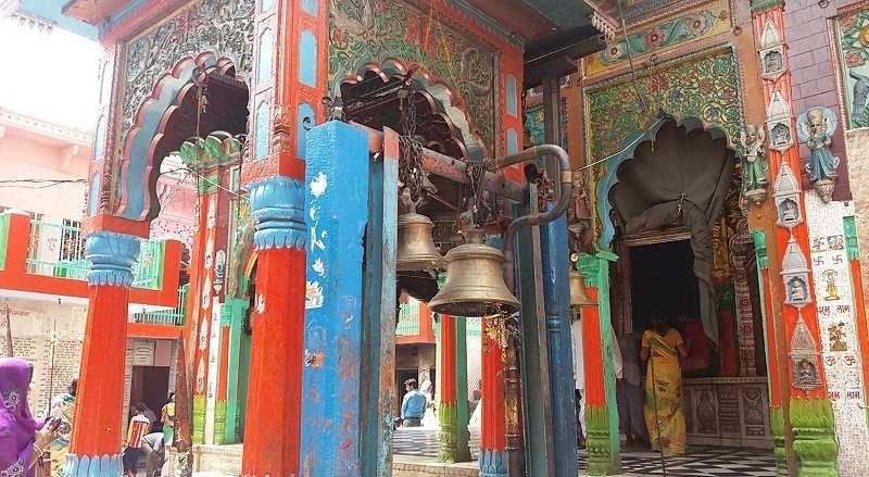 Main Hanuman Temple Hanuman Garhi