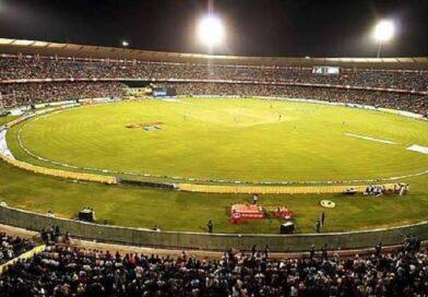 shaheed veer narayan singh international cricket stadium in Naya Raipur